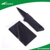 Cuchillo plegable de la tarjeta de crédito de la seguridad con la cubierta del ABS