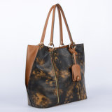 새로운 형식 구름 곡물 디자인 숙녀 핸드백 (WT0012-3)