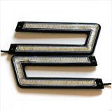 최신 판매 DC12V 차 모든 차를 위한 자동 LED 옥수수 속 DRL 일 빛 안개 램프 LED 주간 Runng 전구 그리고 모는 빛