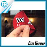 Aangepast om de Druk van de Sticker van pvc/de Tweezijdige Sticker van het Venster