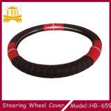 Tornar mais fraco tampa de roda da direção das peças polonesas de Aoto do bordado de Wiith a auto