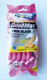 Rasoir à raser jetable de haute qualité pour les États-Unis (Goodmax)