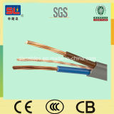 BS 6004 624-Y TwinおよびEarth PVC Cables
