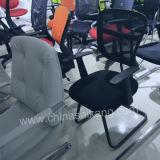 زرقاء معدن إطار مكتب كرسي تثبيت, مستشفى كرسي تثبيت ([س/فد/يس])
