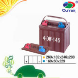 6V210ah Sealed Maintenance Free Car Battery avec 15years Life