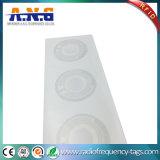 Modifiche rotonde di HF RFID di stampa di colore completo dell'autoadesivo di Ti2048 ISO15693