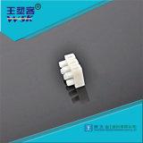 3 bloco terminal plástico natural Wsk-Tb003 do nylon PA66 da fábrica do Pin Guangzhou