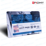 13.56MHz Ntag213 RFID NFCのスマートカード