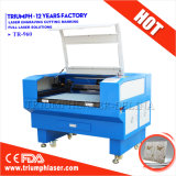 Wood MDF Acrylic Reci 80W (TR-9060)를 위한 Laser Cutting와 Engraving Machine