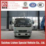 Veicolo brandnew dei rifiuti M3 del camion 4 di pulizia della latta di immondizia del camion di immondizia della benna della gru di Dongfeng DFAC 4*2