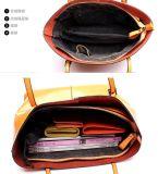 China Hot Seller e Fashion Ladies Crocodile PU Designer Handbag