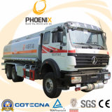 벤즈 Technology를 가진 Beiben Fuel Oil Tank Truck 8X4 Excellent Quality
