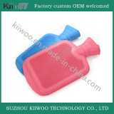 Bom Quality 2000ml Rectangle Rubber Hot Water Bag