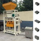 De halfautomatische Concrete Machine van de Stevige Baksteen