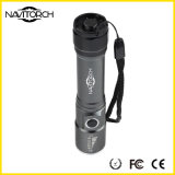 Unterer Magnet empfindliches Zoomable 3W 240lm erforschen LED-Fackel (NK-1861)