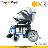 Do poder poderoso de pouco peso do braço da mesa de Topmedi cadeira de rodas elétrica