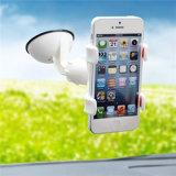 360 grados de rotación titular del teléfono móvil del coche del montaje Soporte Universal