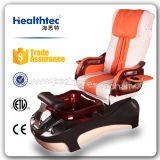 Shiatsu Massagem Recliner Assento com Bandejas Manicure Pedicure SPA Chair D201-51A