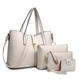 Señora determinada Handbag de la mujer del diseñador de moda del bolso de 4 PCS