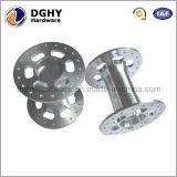CNC personalizado do alumínio da precisão que faz à máquina as peças mecânicas