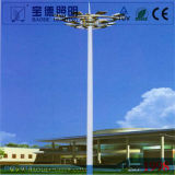 20m/30m Auto Lifting Device High Mast Lightingポーランド人
