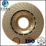 Opel ISO9001를 위한 OEM Solid Discs Brakes Fit