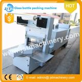 PE semiautomático Film Packing Machine para Bottle
