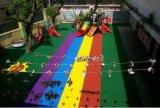 Kunstmatig Gras voor Speelplaats en het Gebied van de Voetbal