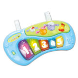 Sound와 Light (H0895066)를 가진 아기 Toy Walker Baby Chair