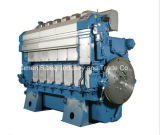 Топливо Wartsila 32 Yuchai четырехтактное сохраняя морской двигатель дизеля