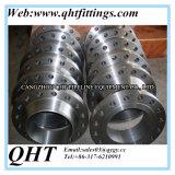 Flange de aço inoxidável ANSI B 16.5
