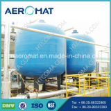 Tanque de FRP para o processo Waste da máquina do tratamento da água