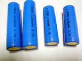 Батарея лития 18650 3.7V хорошего качества перезаряжаемые 2200mAh