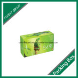 Impreso personalizado papel corrugado caja de empaquetado