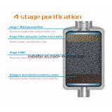Ducha de Hogares filtro de agua de 1.1