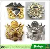 Insignes militaires d'épaule d'aigle d'or