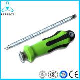Отвертка головки двойника точности ручки PP стали cr-V