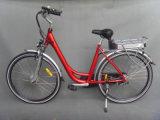 E-Vélo de bâti de l'alliage 700c d'aluminium avec les certificats En15194 (JSL036A)