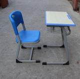 Plastikschulmöbel-Kursteilnehmer-Schreibtisch und Stuhl-Studien-Tisch und Stuhl