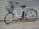 """bicicleta eléctrica de la C.C. 24V 26 """" 250W del motor inteligente sin cepillo de alta velocidad del eje (JSL006)"""