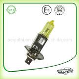 Luz de névoa do carro do halogênio do farol H1 12V/lâmpada azuis