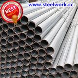 Constructeurs professionnels ERW soudés autour de la pipe en acier (T-01)