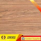 木の一見の陶磁器の無作法なマットの床タイル(B6937)