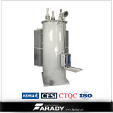 A fase monofásica Pólo montou o regulador imergido petróleo da Etapa-Tensão 13.8kv
