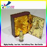 El rectángulo de papel del perfume de lujo con modifica insignia para requisitos particulares