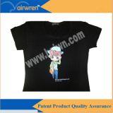 Imprimante à plat de DTG Digitals de machine d'impression de T-shirt de la taille A3