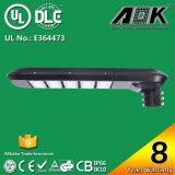 8 anni della garanzia dell'UL Dlc TUV-GS dei CB SAA del CE LED di lampada di via elencata