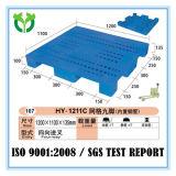 pallet di plastica standard del carrello motorizzato magazzino del trasporto 1200X1100