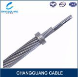 Aluminio aérea Clad 24 Núcleos de Sm OPGW cable de comunicación de alambre del cable de tierra