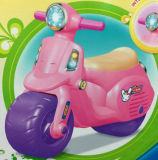 Новая езда 2016 на перемещаясь мотоцикле